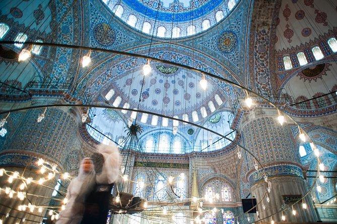 Istanbul Old City: Hagia Sophia - Basilica Cistern - Blue Mosque - Spice Market