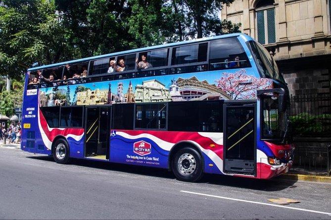 VIP City Bus From San José
