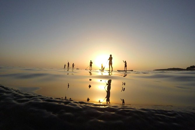 Stand-Up-Paddle SUNSET TOUR in Verudela, Pula
