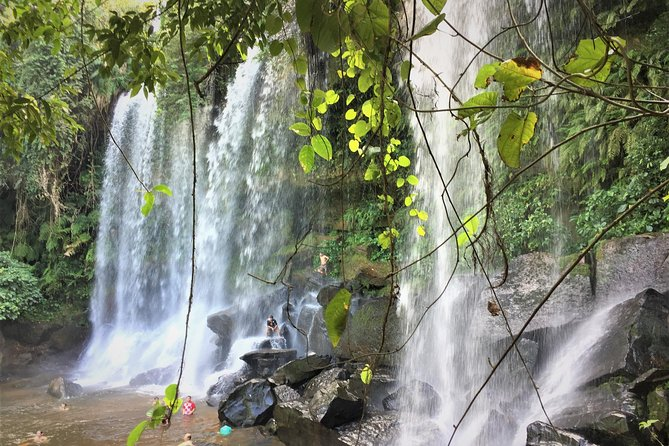 Phnom Kulen Deep jungle exploration Tour