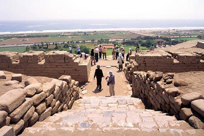 Visita de medio día a las Ruinas Sagradas de Pachacamac