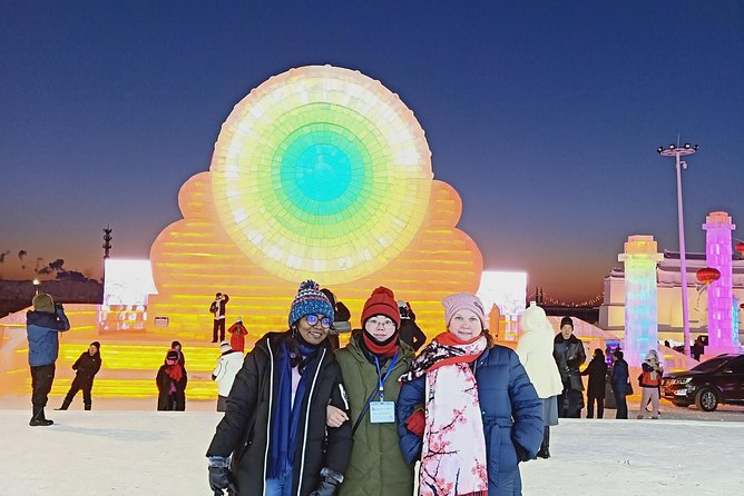 2-Day Harbin City Private Tour in Your Way in Winter Season
