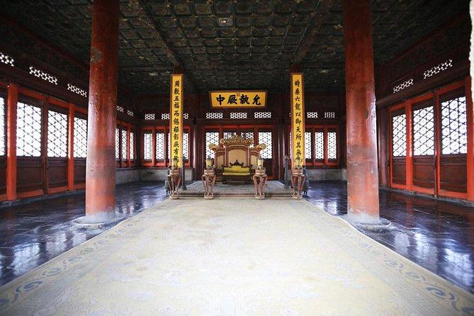 Expérience thermale aux sources chaudes à Pékin avec l'option Grande Muraille ou Cité interdite
