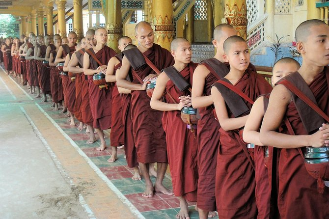 Private Bago Full-Day Tour from Yangon