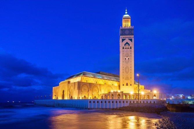 Casablanca City Center to the CMN Casablanca Airport Private Transfer