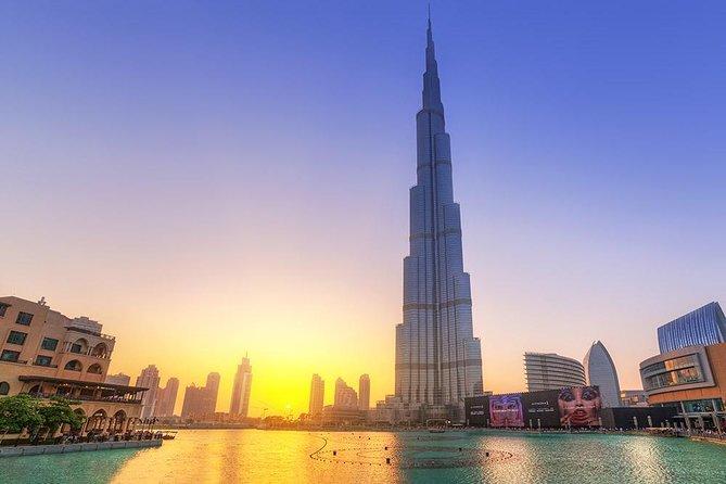 Burj Khalifa Sky 148th Floor Billetter med overføringer