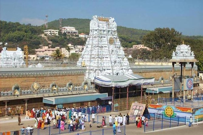 Holy Tirupati with Pondicherry