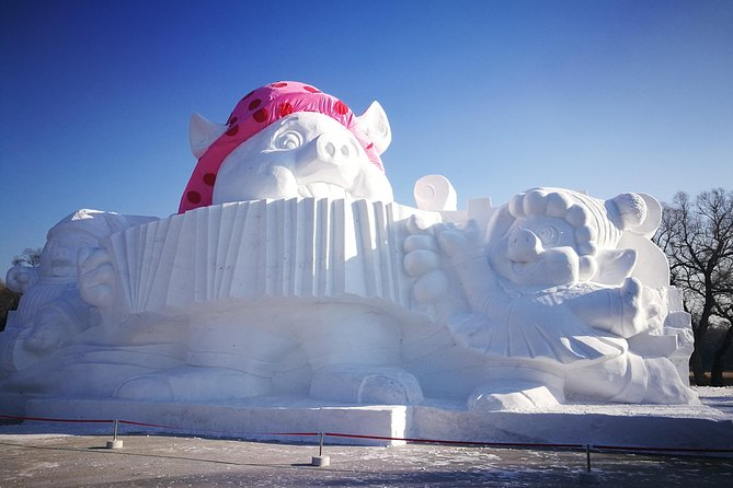 All-Inclusive Private 2-Day Ice and Snow Festival Tour Package plus City Highlights photo 6