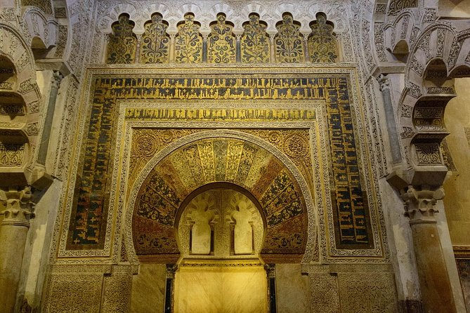Cordoba private trip from Marbella or from Malaga