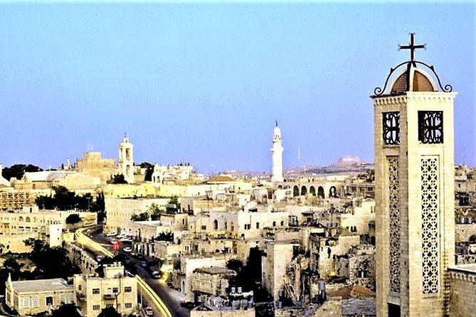 Jerusalem Bethlehem and the Dead Sea Private Tour