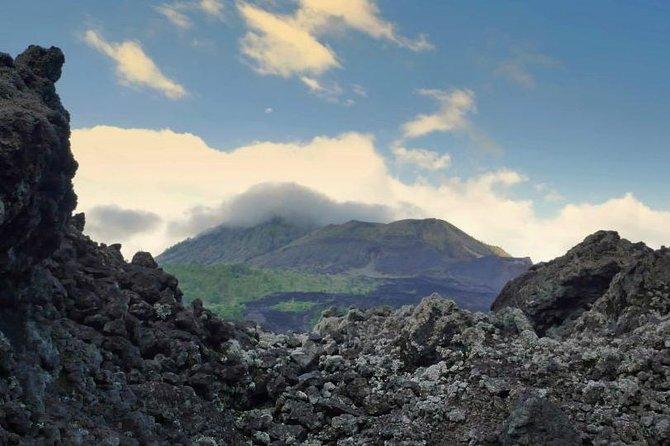 Kintamani Volcanic Mountain E-Bike Lava Tour Half-Day EXTRA: HotSprings+SpaTreat