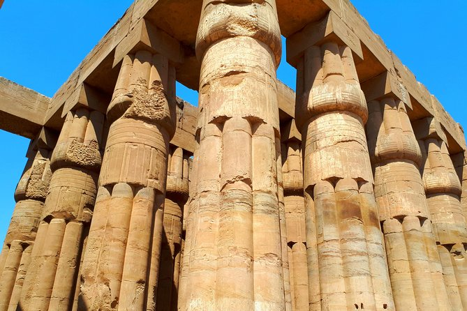 Day Tour from Airport to Luxor Monuments Include Lunch Transfers Entry Guide photo 4