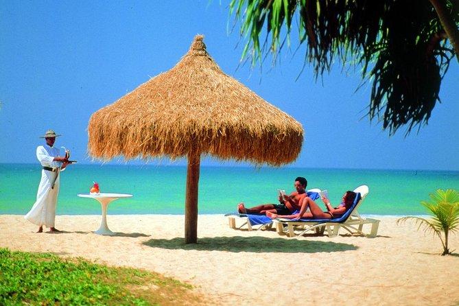 Honeymoon in Sri Lankan beach paradise