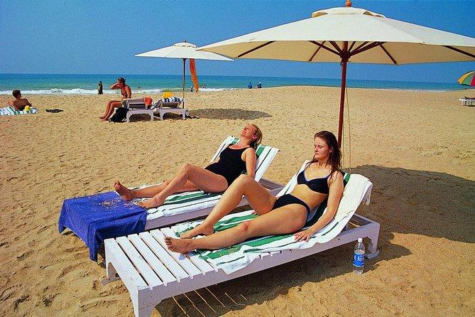 Honeymoon in paradise with White Monkey Travels