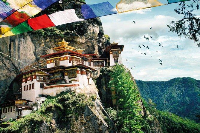 Tiger Nest Monastery Tour in Bhutan