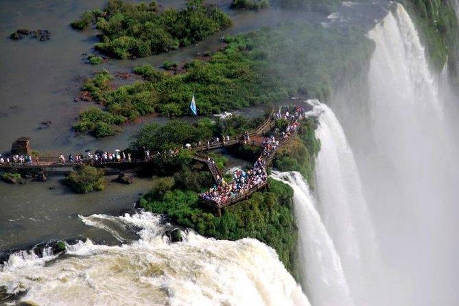 Airport IGR Round Trip & Iguassu Falls Argentinean Side