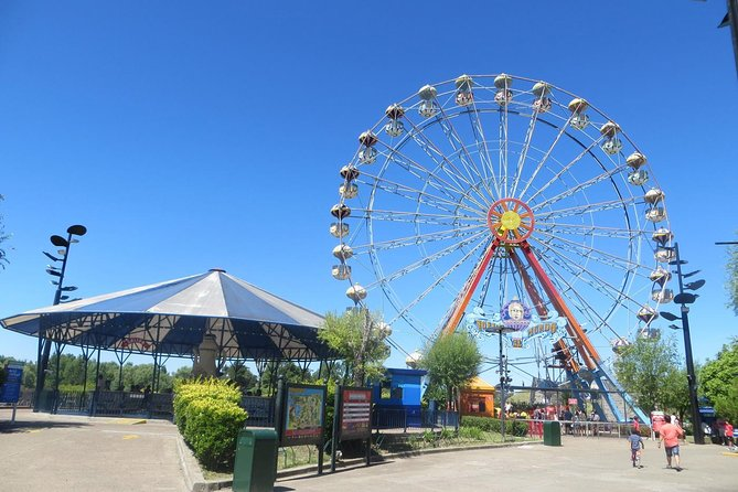 'Parque de la Costa' Amusement Park Including Hotel Pickup