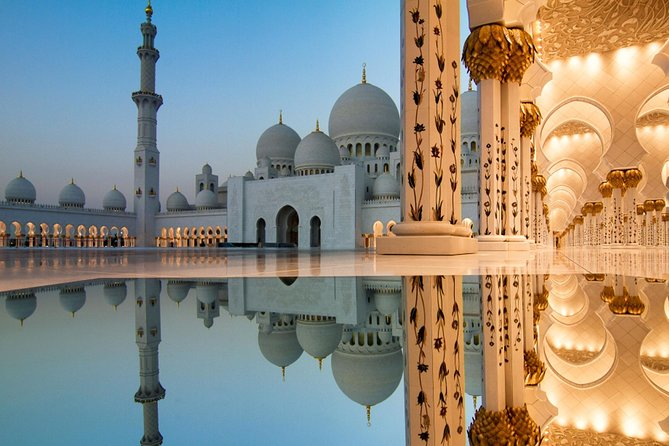 Premium Abu Dhabi Half Day Tour from Dubai