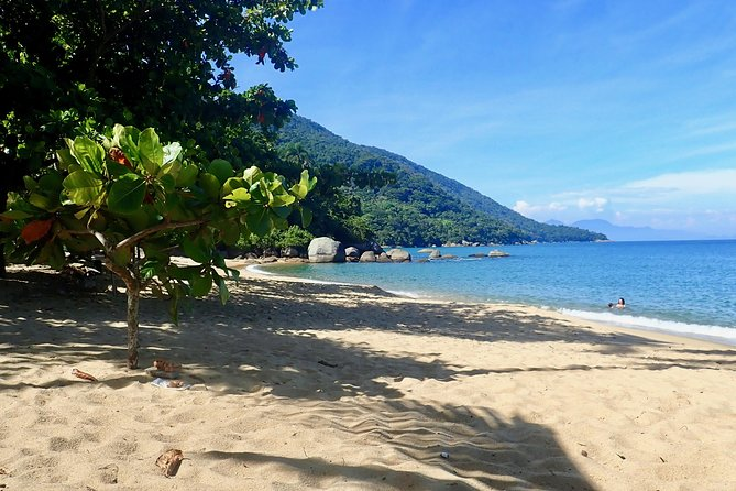 Private Day trip Ilha Grande - relax, hike, snorkel, visit the local village