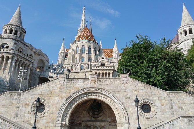 Fishermens Bastion, Budapest