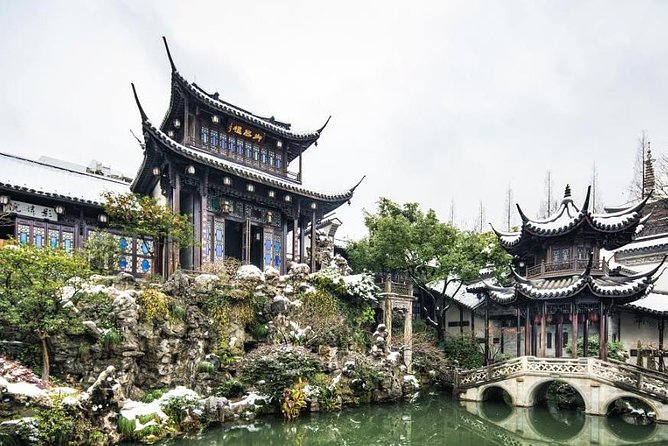 All-inclusive Hangzhou Day Trip from Shanghai photo 2