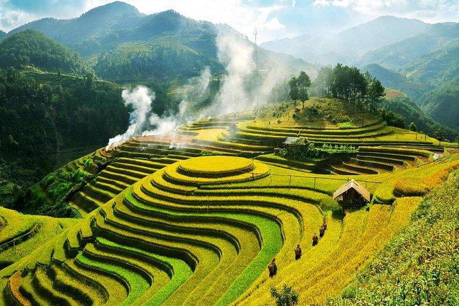 Mu Cang Chai - Off Beaten Trekking Tour 3 days ( Private)