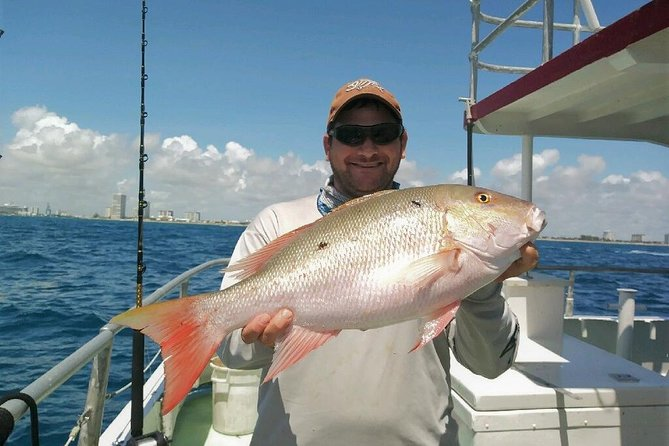 Half-Day Reef Fishing Trip in Fort Lauderdale