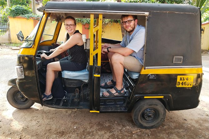 Private Tuk Tuk Tours in kochi - An authentic Hassle free Tour with hotel pickup