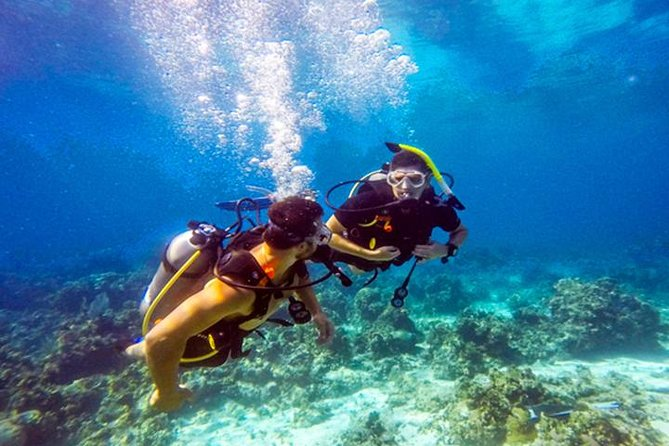 Roatan Scuba Shore Diving plus Transportation