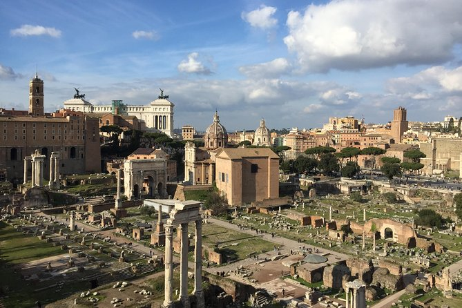 Colosseum Private Tour with optional Roman Forum & Palatine Hill