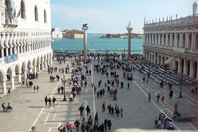The Golden Basilica Tour. The Basilica in Saint Mark's Square in Venice. photo 4