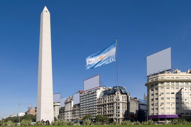 Private Buenos Aires City Tour with lunch