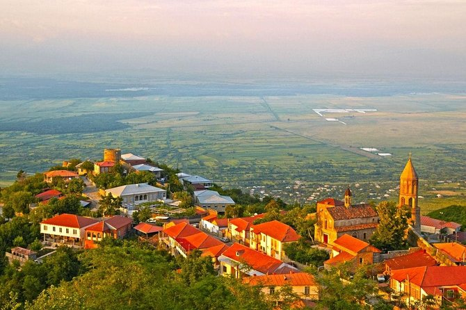 Kakheti (Sighnagi - Love City) Tour In Group - Wine Tour