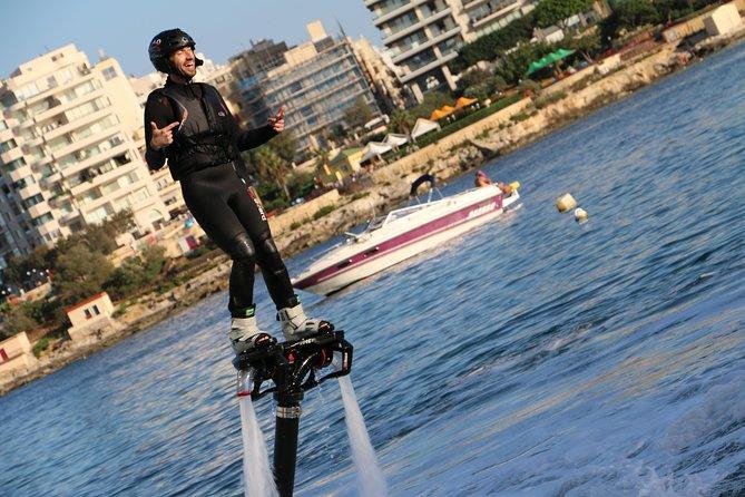 Vuelo Teaser Flyboard (20min)