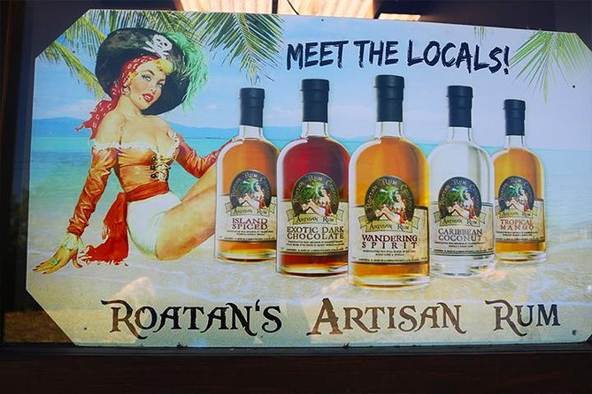 Roatan Sightseeing to the Chocolate, Cameo, Cigars & Rum Factories photo 6