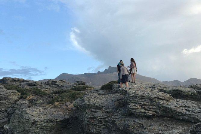 Maak een wandeling van drieduizend meter in de PRIVÉTOUR van de Sierra Nevada