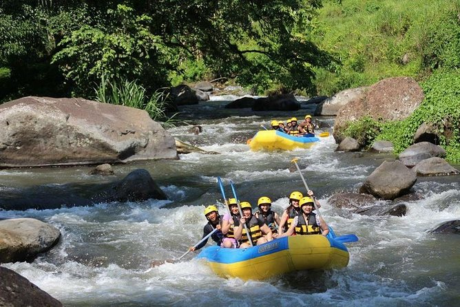 Bali White Water Rafting All Inclusive With Transportation and Lunch photo 7