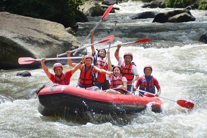 Bali White Water Rafting All Inclusive With Transportation and Lunch photo 14