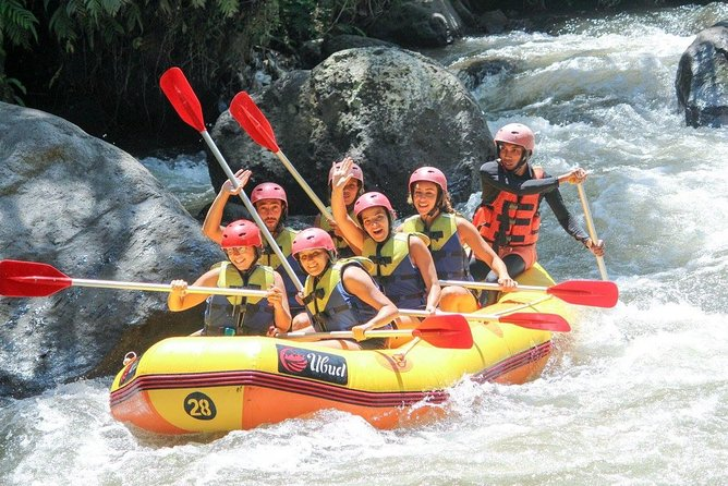 Bali White Water Rafting All Inclusive With Transportation and Lunch photo 9