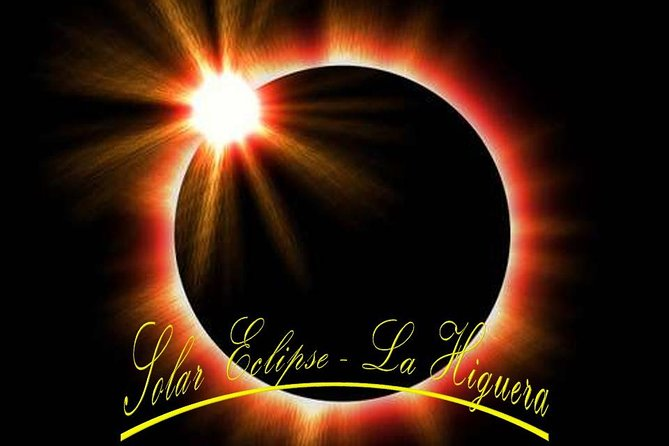TOTAL SOLAR ECLIPSE CHILE 3 DAYS 2 NIGHTS