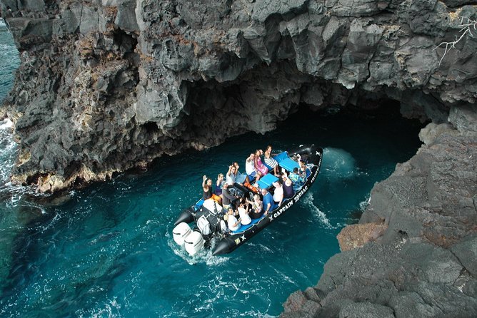 Kealakekua Bay Snorkeling Tour - 4 hour Kona Zodiac Adventure