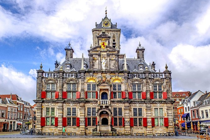 Private full-day tour of Delft and Rotterdam from Amsterdam