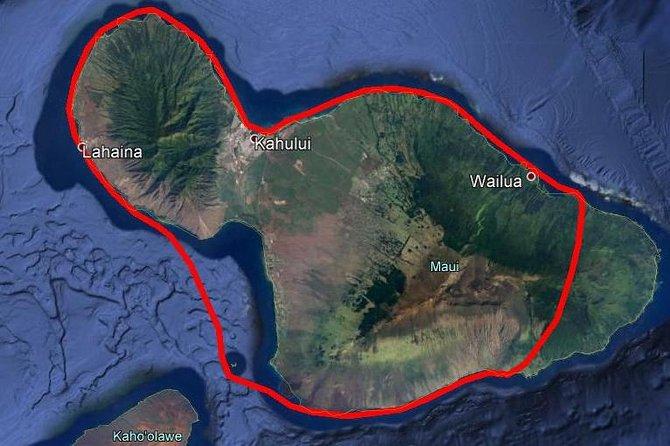 Maui Circle Island -Private- Air Tour: Maui's Magical & Hidden Beauty Revealed!