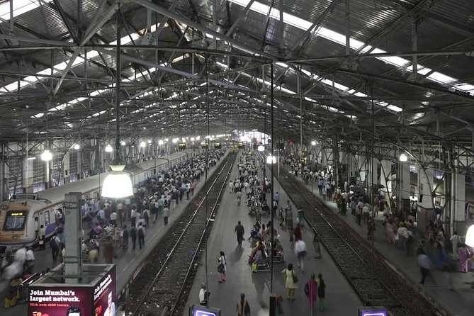 Dharavi Slum Dabbawala & Dhobi Ghat tour Mumbai
