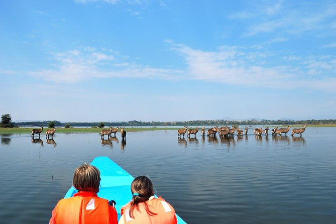 Day tour to Hell's Gate National park and Boat ride on lake Naivasha