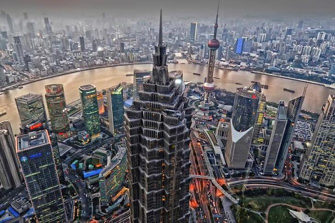 Shanghai Pudong Financial Zone Exploration with Outdoor Sky Walk Experience photo 4