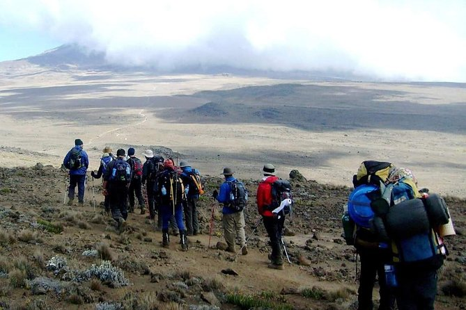 Marangu Route 6 Days 5 Nights/Kilimanjaro Climb