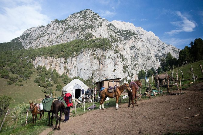 Horse riding in Kyrgyzstan, Truly Nomadic Land photo 6