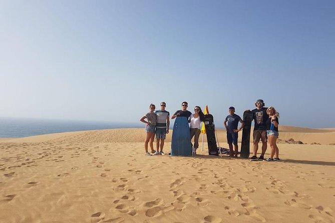 Sandboarding (Sandboarding) with Lunch in Agadir