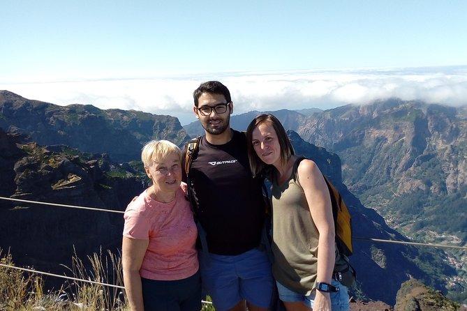 Hiking Achada Teixeira - Pico Ruivo (picnic included)